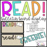 READ! Bulletin Board Display