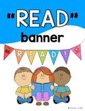 READ Classroom Library Banner