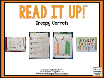 8c7d50207916 Creepy Carrots Activities & Worksheets | Teachers Pay Teachers