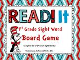 READ It Sight Word Board Game
