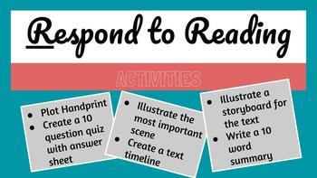 READ Literacy Station Board
