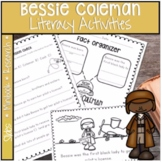BESSIE COLEMAN BLACK HISTORY MONTH ACTIVITIES, PROJECT, AND MORE
