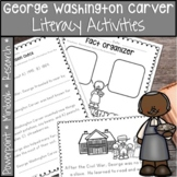 GEORGE WASHINGTON CARVER BLACK HISTORY MONTH ACTIVITIES, PROJECT, AND MORE