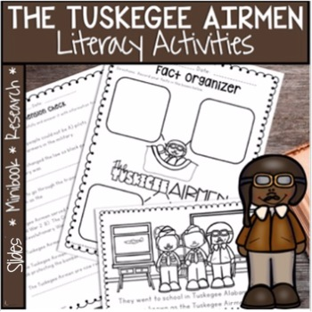 READ RESEARCH AND WRITE ABOUT THE TUSKEGEE AIRMEN BLACK HISTORY MONTH