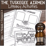 THE TUSKEGEE AIRMEN BLACK HISTORY MONTH ACTIVITIES, PROJECT, AND MORE