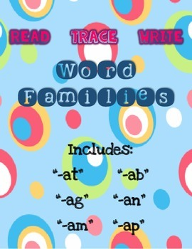 READ TRACE WRITE Word Families