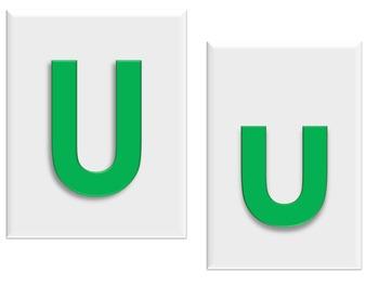 READ/WRITE/SAY (U-Z)