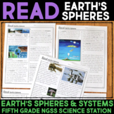 READ about Earth's Spheres - Earth's Spheres and Systems