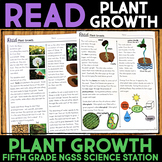 READ about How Plants Grow - Plant Growth Science Station