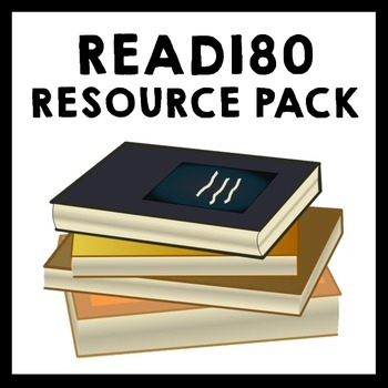 READ180 Resource Pack - 7 Logs and Resources