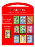 READBOX QR Code Listen To Read Station
