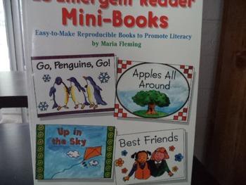 READER  MINI BOOKS  ISBN 0-590-33071-3