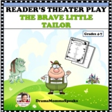 COMICAL READER'S THEATER SCRIPT: THE BRAVE LITTLE TAILOR
