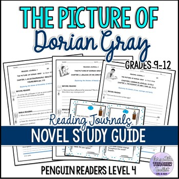 READERS` COMPANION: The Picture of Dorian Gray Penguin Readers Level 4