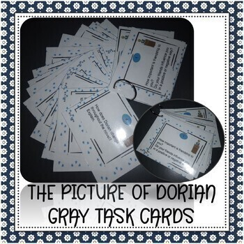 Novel Study The Picture of Dorian Gray Level 4