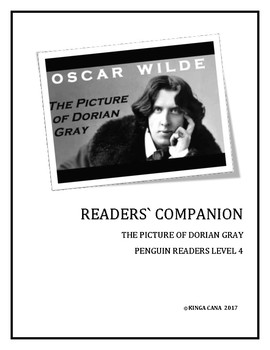 READERS` COMPANION: The Picture of Dorian Gray Penguin Readers Level 4 Ans. Key