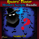 READERS THEATER BRAINTEASER MYSTERY SCRIPT BUNDLE