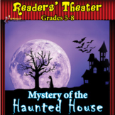 READERS THEATER MIDDLE SCHOOL SCARY MYSTERY SCRIPT