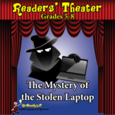 READERS THEATER MIDDLE SCHOOL BRAINTEASER MYSTERY SCRIPT