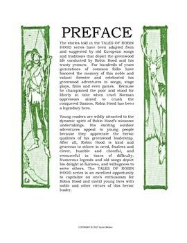 READERS THEATER SCRIPT, In Verse: Robin Hood & The Jolly Pinder of Wakefield
