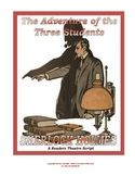 "READERS THEATER SCRIPT: Sherlock Holmes, ""The Adventure of"