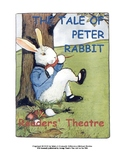 """READERS THEATER SCRIPT: The Beatrix Potter Series, """"The Tale of Peter Rabbit"""""""