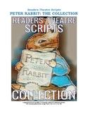 READERS THEATER SCRIPTS-Beatrix Potter Series: PETER RABBI