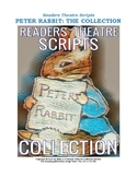 READERS THEATER SCRIPTS-Beatrix Potter Series: PETER RABBI