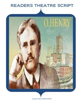 """READERS THEATER SCRIPT: O. Henry Short Story Series, """"Conscience In Art"""""""