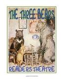 READERS THEATER SCRIPT: The Three Bears, an American Fairy Tale