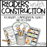 READERS under Construction!
