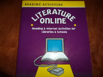READING ACTIVITIES  ISBN 1-57950-021-3