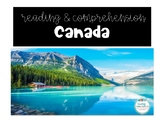 READING AND COMPREHENSION- Canada