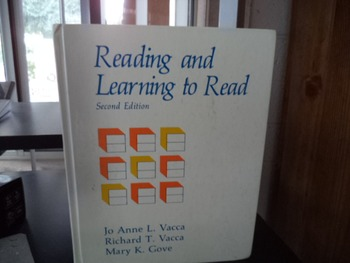 READING AND LEARNING TO READ   SECOND EDITION