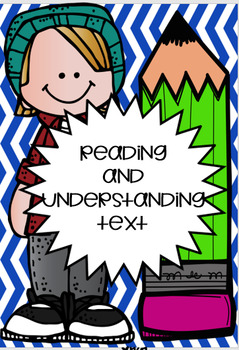 READING AND UNDERSTANDING TEXT