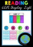 READING - CAFE Reading Strategy Display (Light)