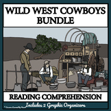 WILD WEST COWBOYS of the OLD WEST - Reading Passages and Comprehension Questions