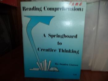 READING COMPREHENSION  BY SANDRA LIATSOS