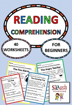 READING COMPREHENSION FOR BEGINNERS