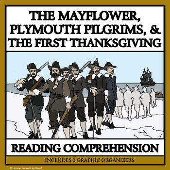 BUNDLE: READING COMPREHENSION - Plymouth Pilgrims