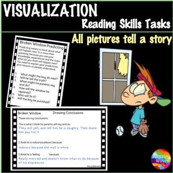 VISUALIZING Reading Comprehension & Connection Skills VISU
