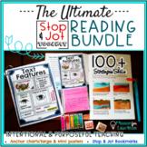 READING CONFERRING TOOLKIT BUNDLE! STOP & JOT