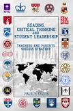 READING,  CRITICAL THINKING & STUDENT LEADERSHIP