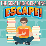 READING Escape Room (Activities, Trivia & Puzzle Games for High School ELA)