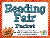 READING FAIR Packet - English & Spanish!
