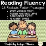READING FLUENCY PASSAGES