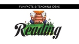 READING  Fun Facts and Ideas