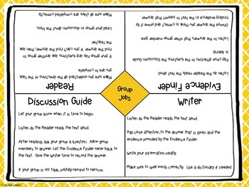 READING Group Work Assignment Mats