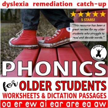 {PHONICS FOR OLDER STUDENTS} {Middle School Reading Intervention}