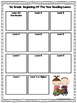 READING LEVEL TRACKER - FREEBIE